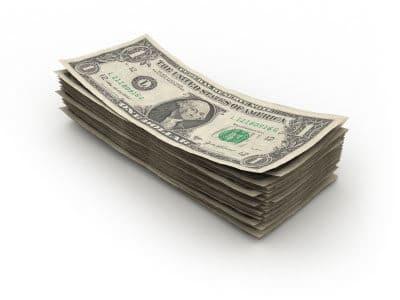 5. Haben Sie immer etwas Bargeld zur Hand, um Trinkgeld zu geben
