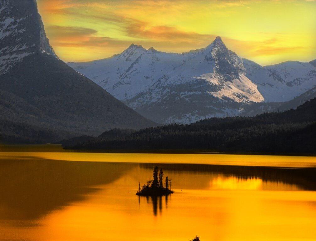 flüge USA alaska stets eine Reise wert