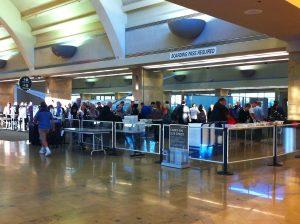 TSA verzeichnet in der Weihnachtszeit neuen Rekord bei den Passagierzahlen
