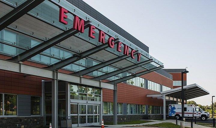 US Krankenhaus