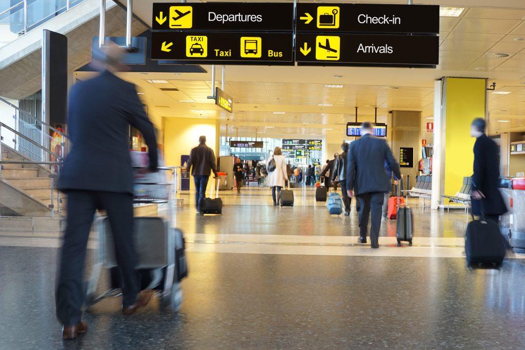 US Flughafen ESTA Antrag