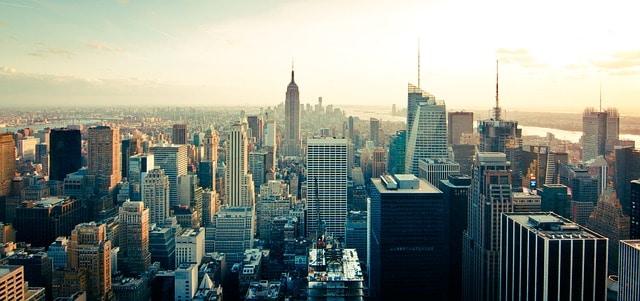 mit Ihrem ESTA Antrag nach NEW York