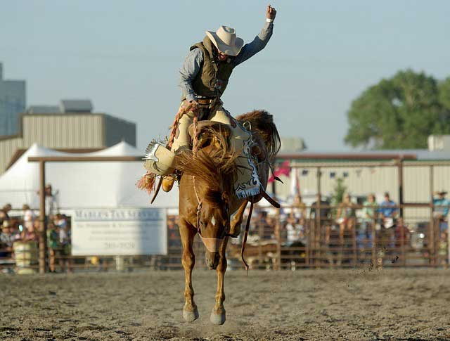 real life Rodeo