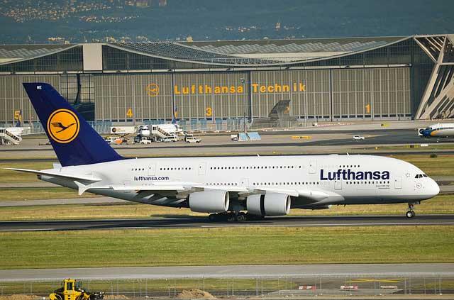 ESTA Antrag Frankfurt airport