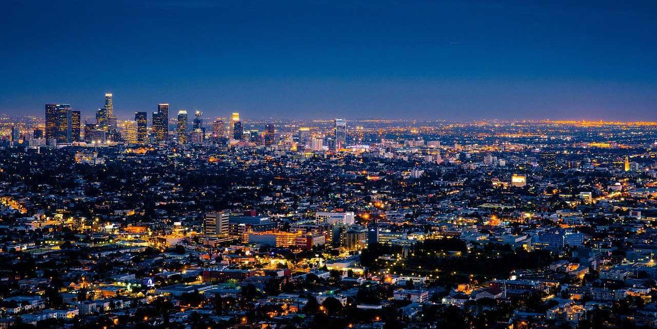 Los Angeles with ESTA USA