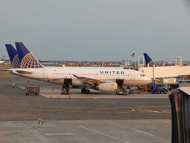 Mit der UNited Airlines nach Boston