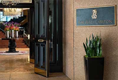 Atlanta Ritz Carlton Hotel