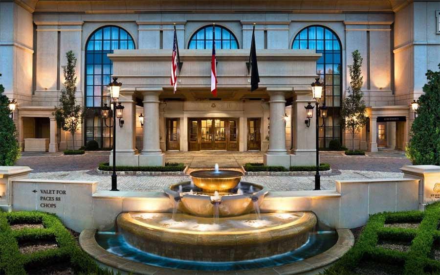 Atlanta St Regias Hotel