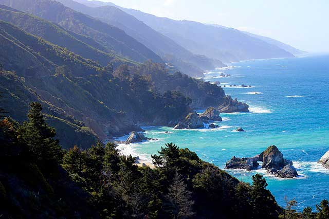big-sur Kalifornien