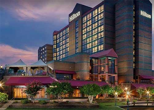 Charlotte Hilton Hotel