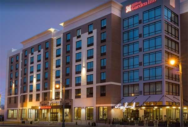 Hilton Garden Inn Memphis