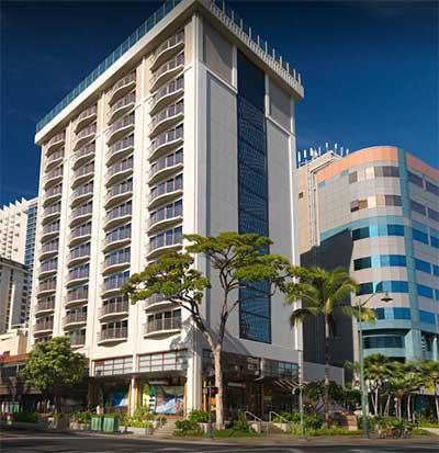 Hokulani Waikiki by Hilton Grand