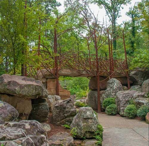 Hot Springs Cedar Glades Park