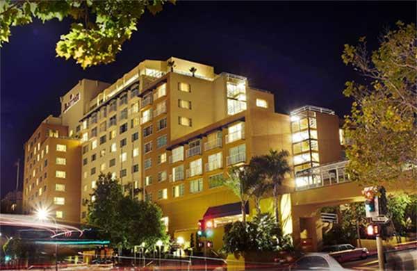 Monterey Mariott Hotel