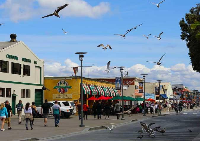 Monterey Promenade