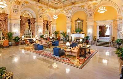 Nashville Hermitage Hotel