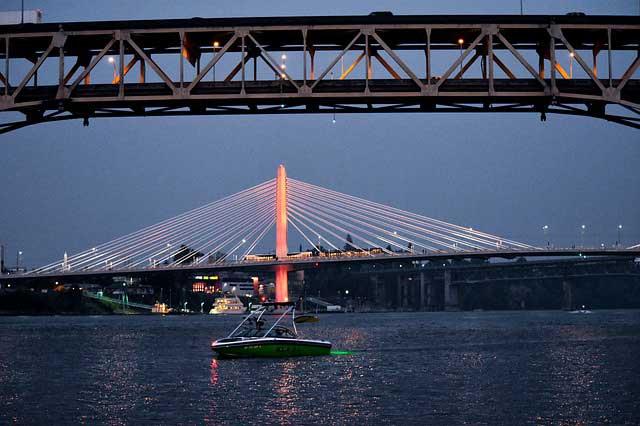 Portland die Stadt der Brücken