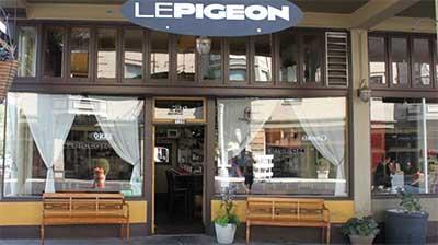 Le Pigeon restaurant