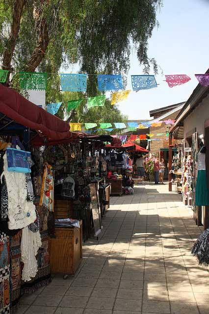 Sahn Diefo old town market