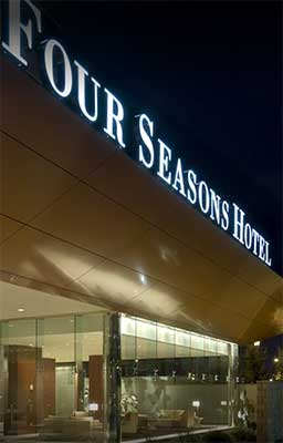 St. Louis Four Seasons Hotel