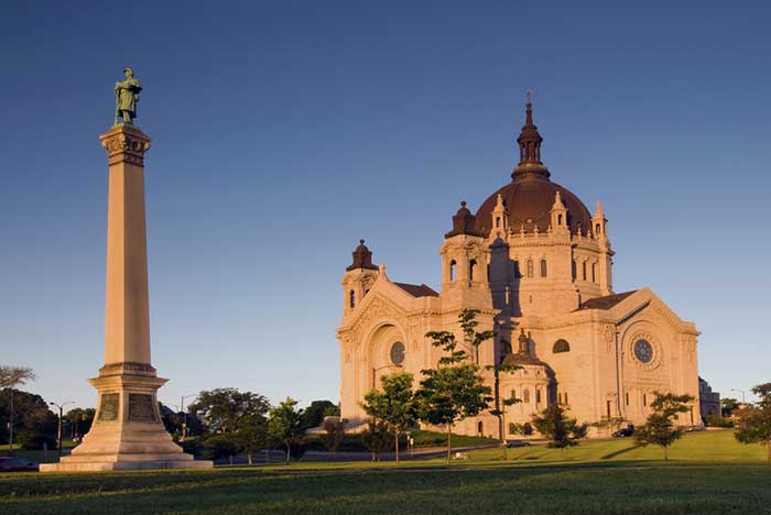 Cathedral of St. Paul Minneapolis