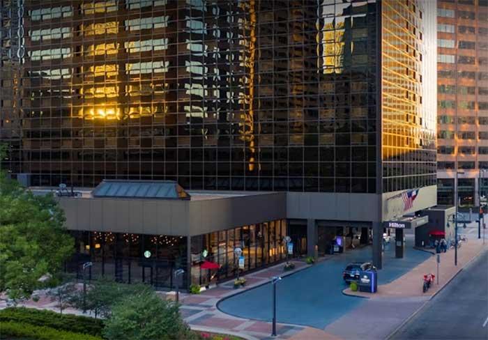 Hilton Hotel Denver City Center