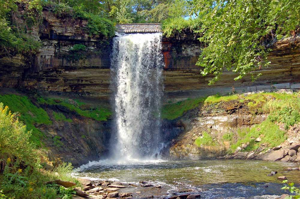 Minnehaha-Falls-Minneapoli