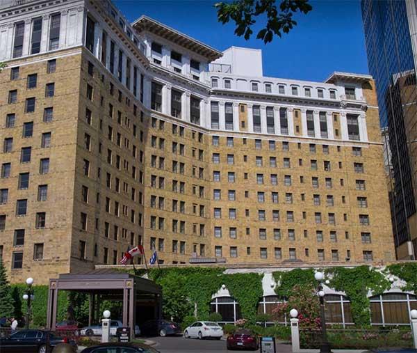 The St. Paul Hotel
