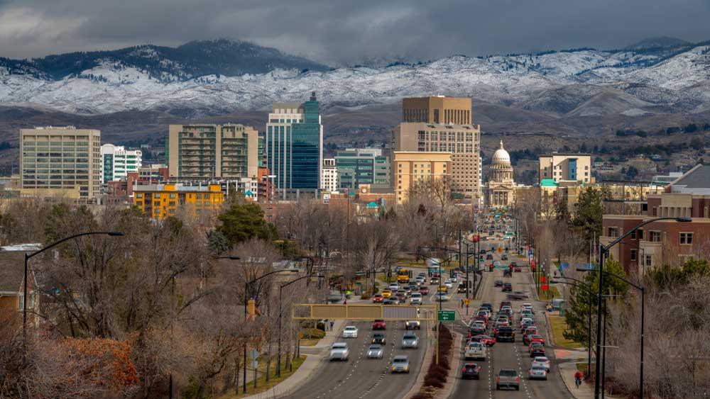 Boisi Idaho