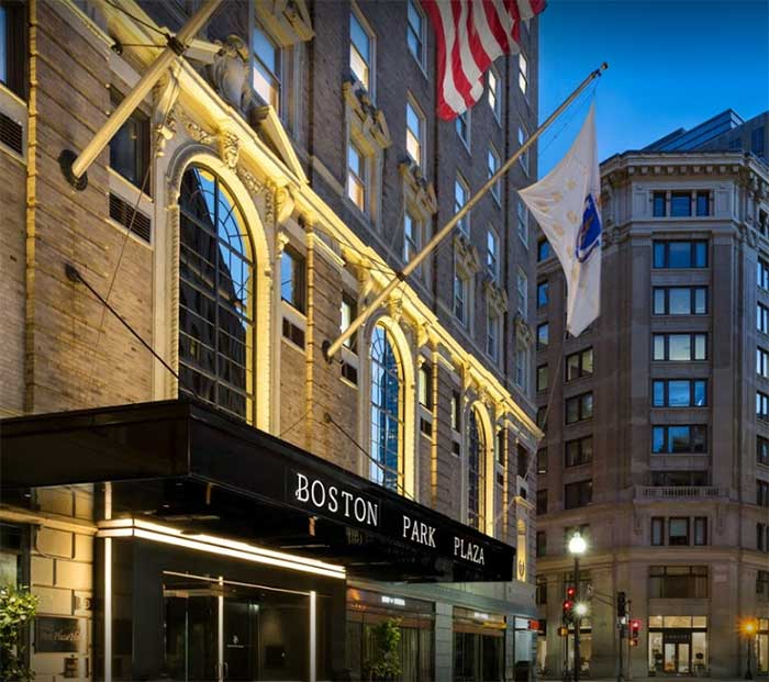 Boston Park Plaza Hotel
