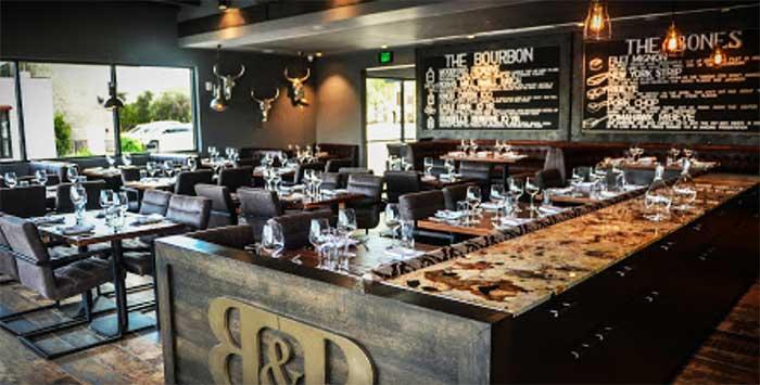 Burbon & Bones Restaurant