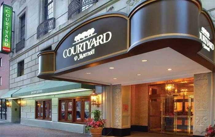 Coutyard Hotel by Mariott