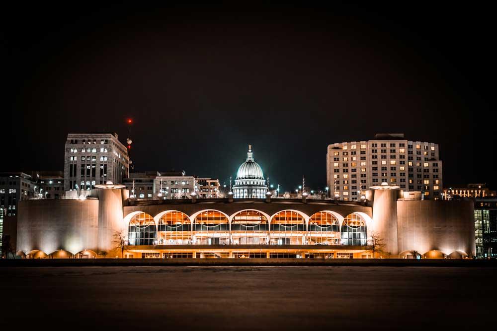 Madison nachts