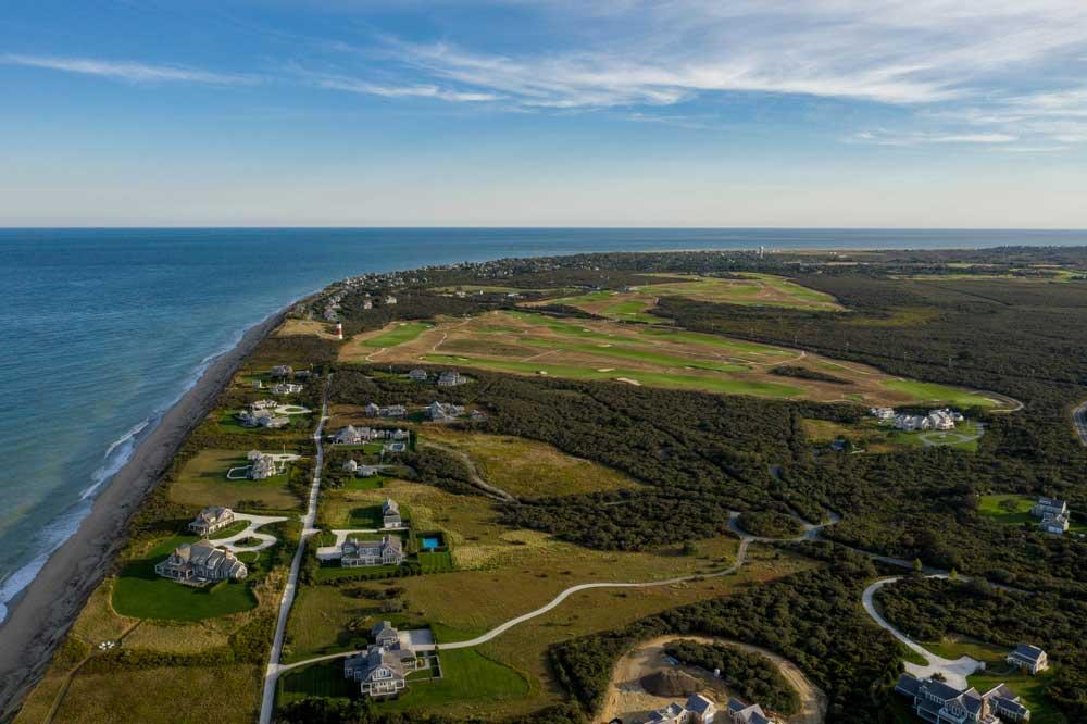 Nantucket wo die Millionäre Ihre Urlaubshäuser haben