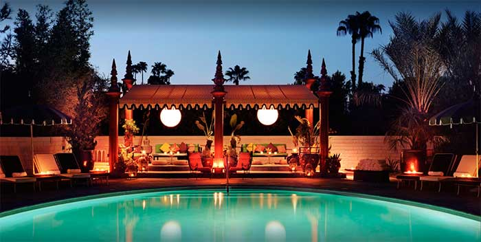Parker Palm Springs Hotel