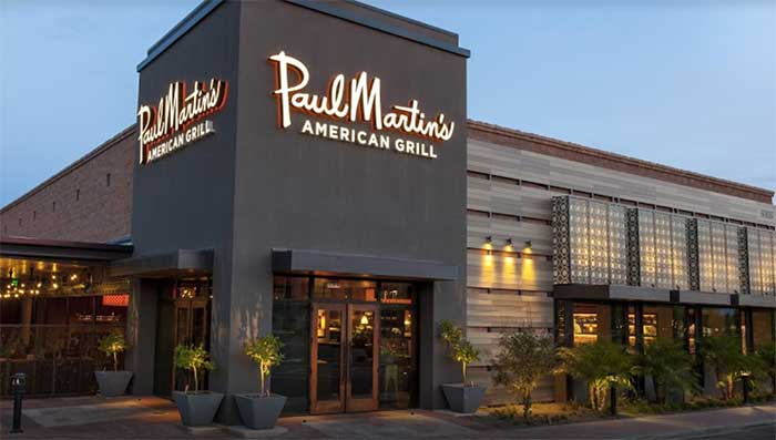 Paul Martins American Grill Scottsdale