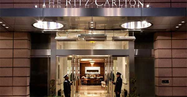 Das Ritz Carlton Boston