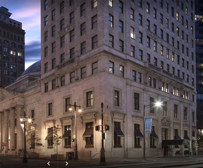 Das Ritz Carlton Philadelphia