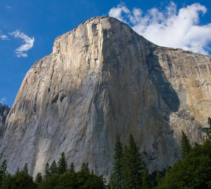 El Capitain im Yosemite Nationalpark