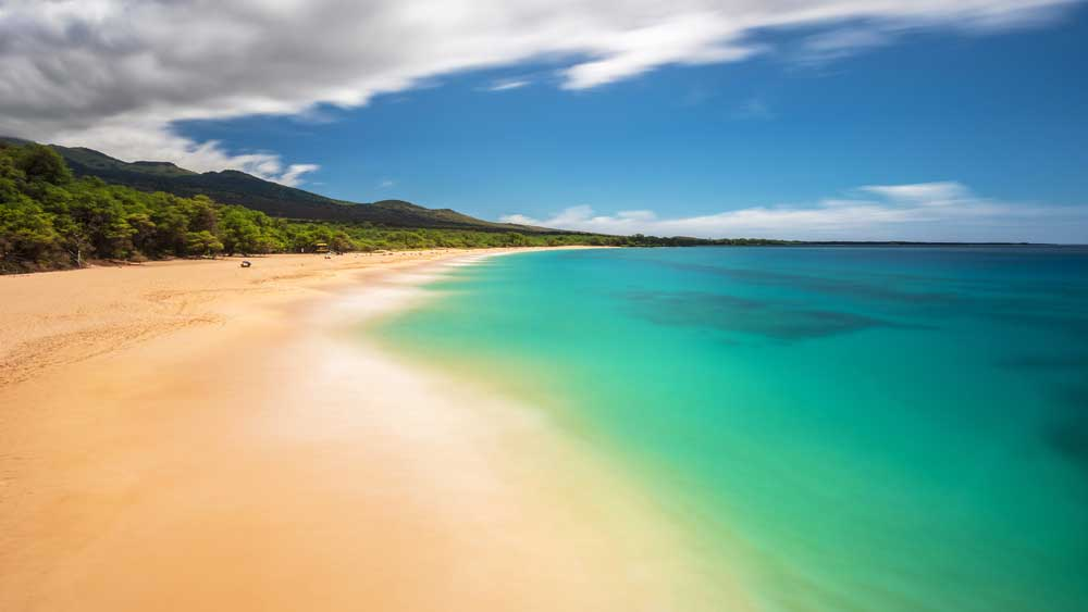 Big Beach auf Maui
