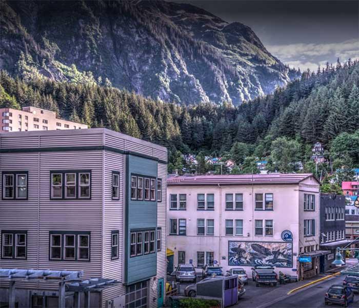 Silverbow Inn Juneau Alaska