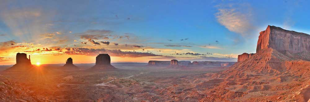 Utha Nationalparks Panorama